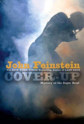 Cook Book Cover Up ~ Cover up by john feinstein young adult book reviews